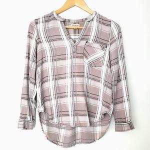 Calvin Klein Women Tan shirt long sleeve | S